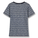 DALTON Kraft Stripes - Short Sleeves T-Shirt 2