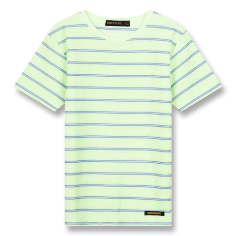 DALTON Neon Sun Stripes - Short Sleeves T-Shirt 1