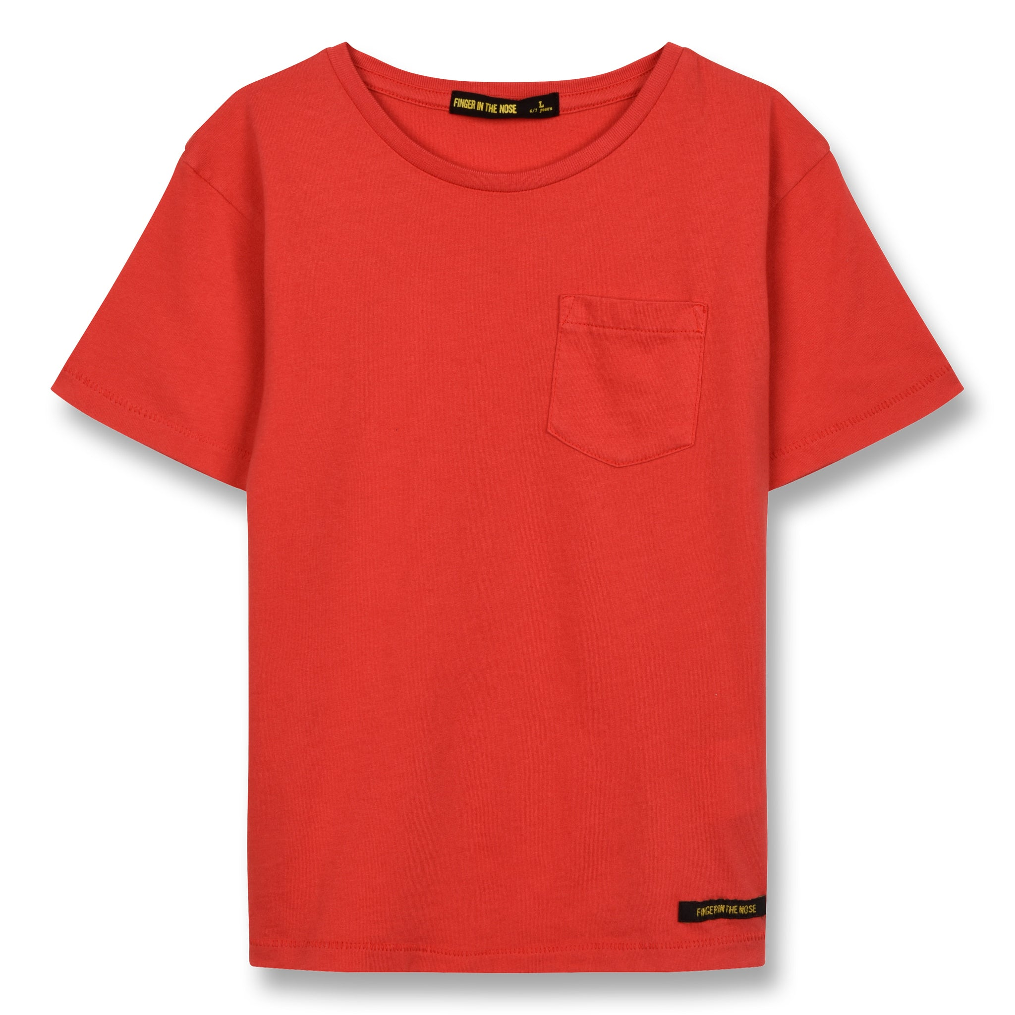 DALTON Poppy Red - Short Sleeves T-Shirt 1