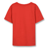 DALTON Poppy Red - Short Sleeves T-Shirt 2