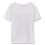 DALTON White Checkers Skate - Short Sleeves T-Shirt 2