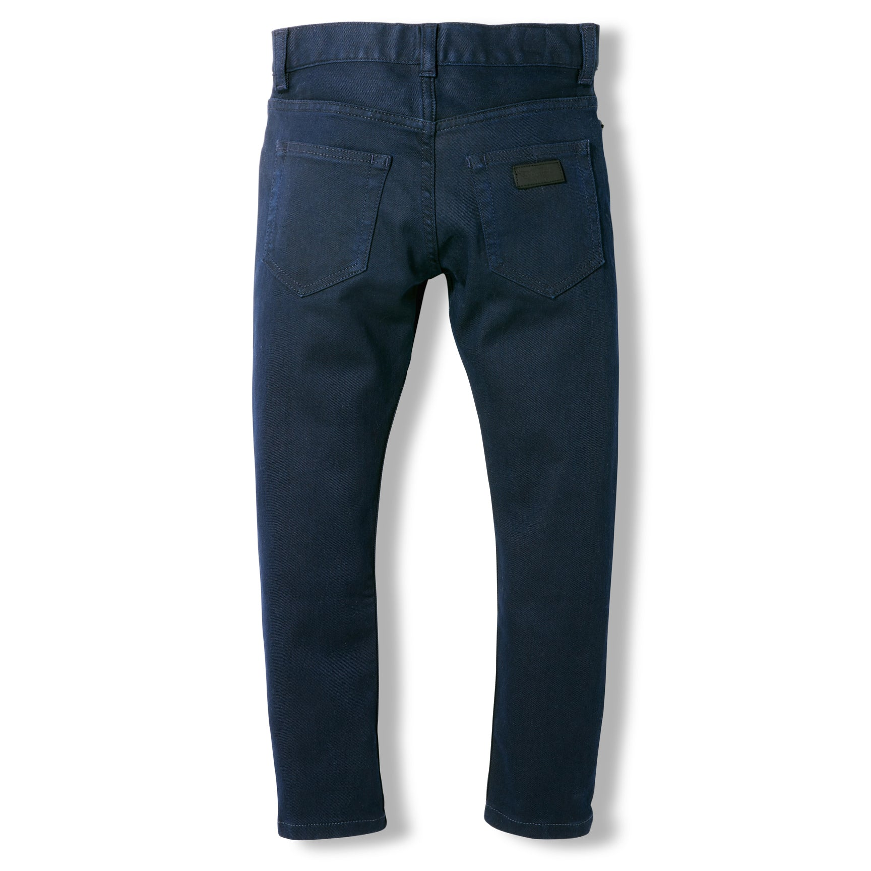 EWAN Deep Blue Denim - 5-Pocket Comfort Fit Jean