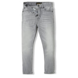 EWAN Light Grey Denim - Boy Woven 5 Pocket Comfort Fit Jeans 3