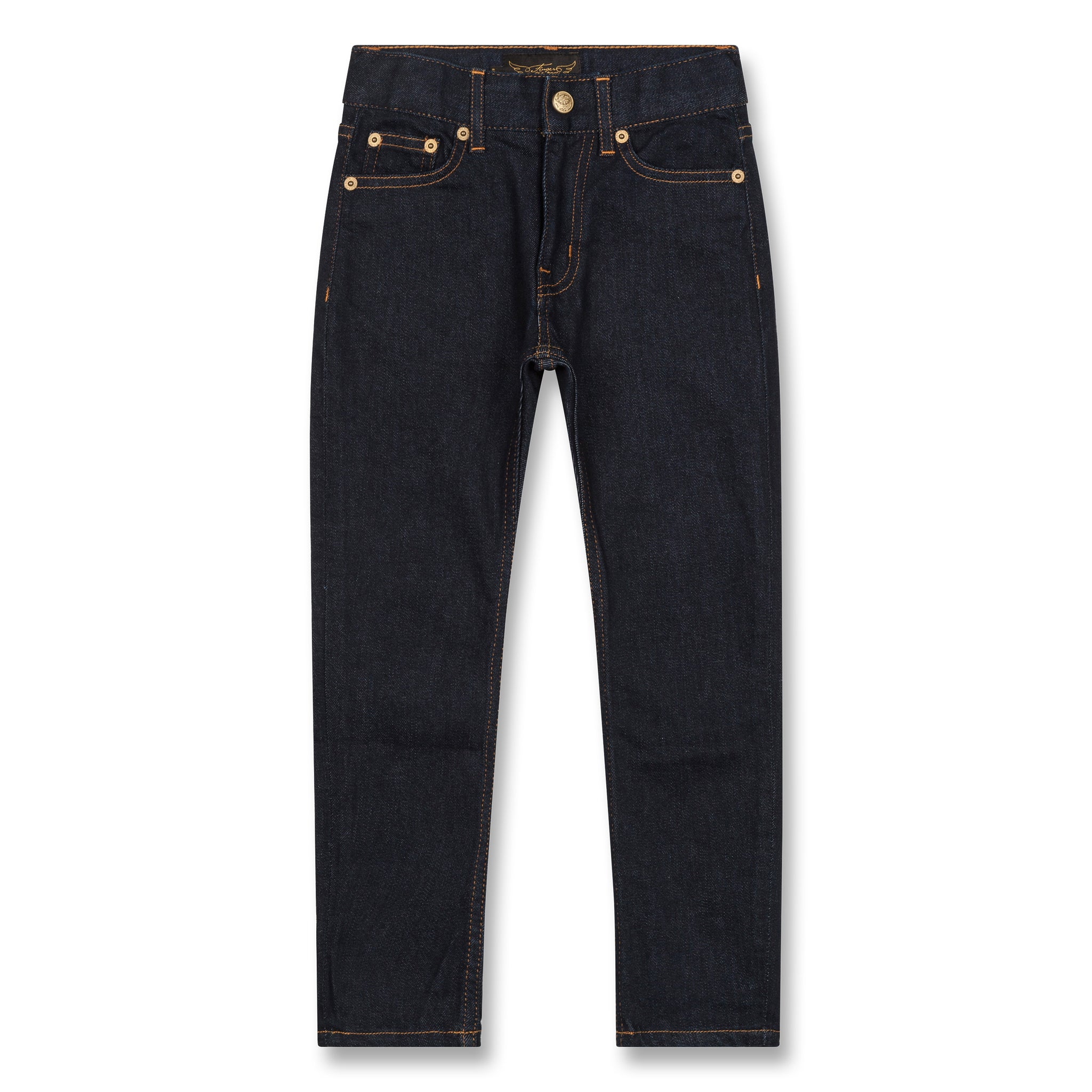 EWAN Raw Denim Blue - 5 Pocket Comfort Fit Jeans 1