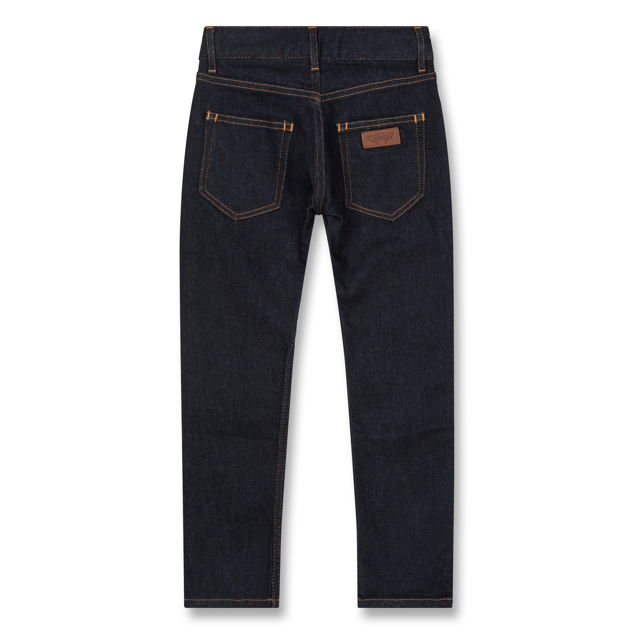 EWAN Raw Denim Blue - 5 Pocket Comfort Fit Jeans 3