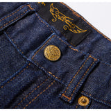 EWAN Raw Denim Blue - 5 Pocket Comfort Fit Jeans 4