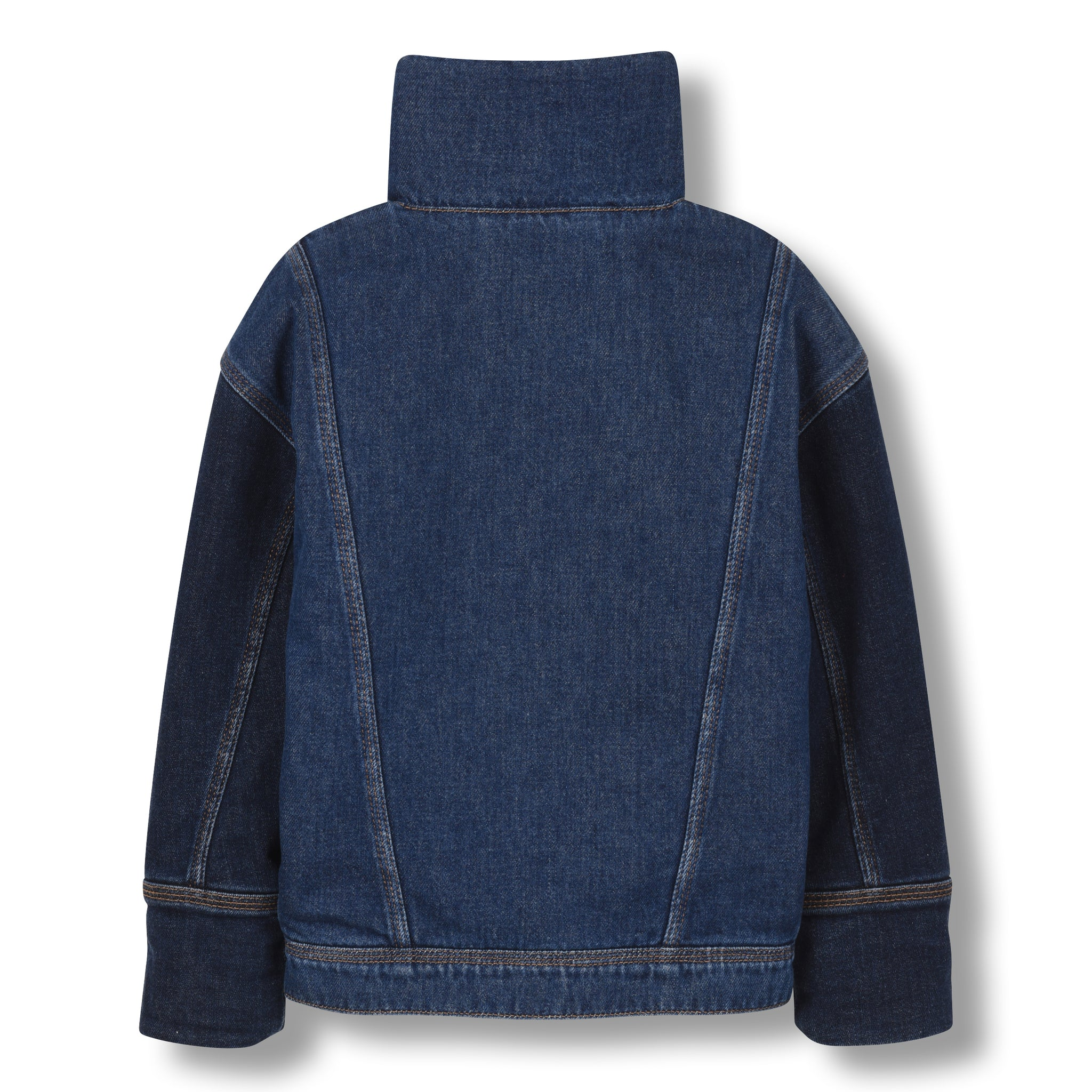 FLYER Blue Denim - Oversized Denim Jacket 2