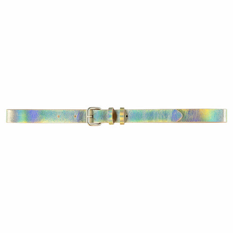 GOLDIE Glam - Leather Belt by FITN