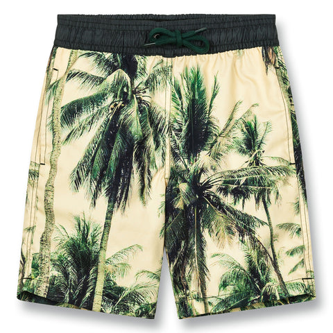 GOODBOY Multicolor Vintage Palms - Surf Bermudas 1