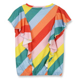 GRAMMY Multicolor Stripes - Sleeveless Top 3