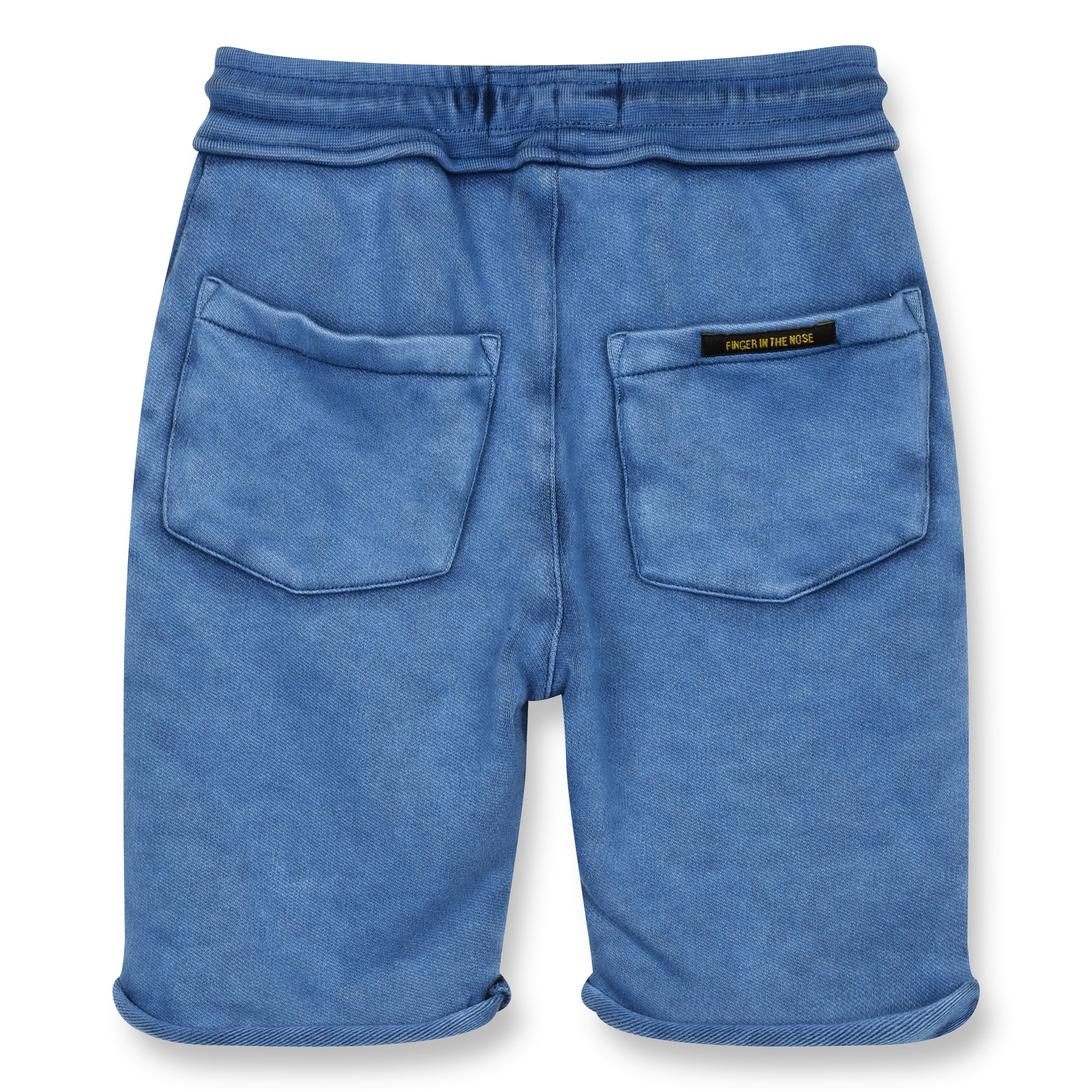 GROUNDED Kraft Blue - Comfort Fit Bermudas 2