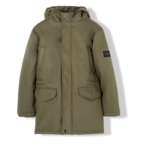 HALIFAX City Khaki - Military Parka 1