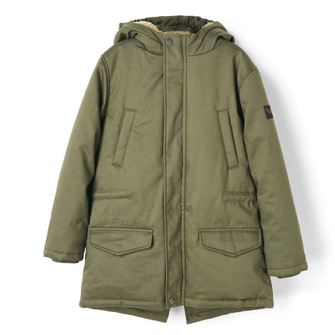 HALIFAX City Khaki - Military Style Parka