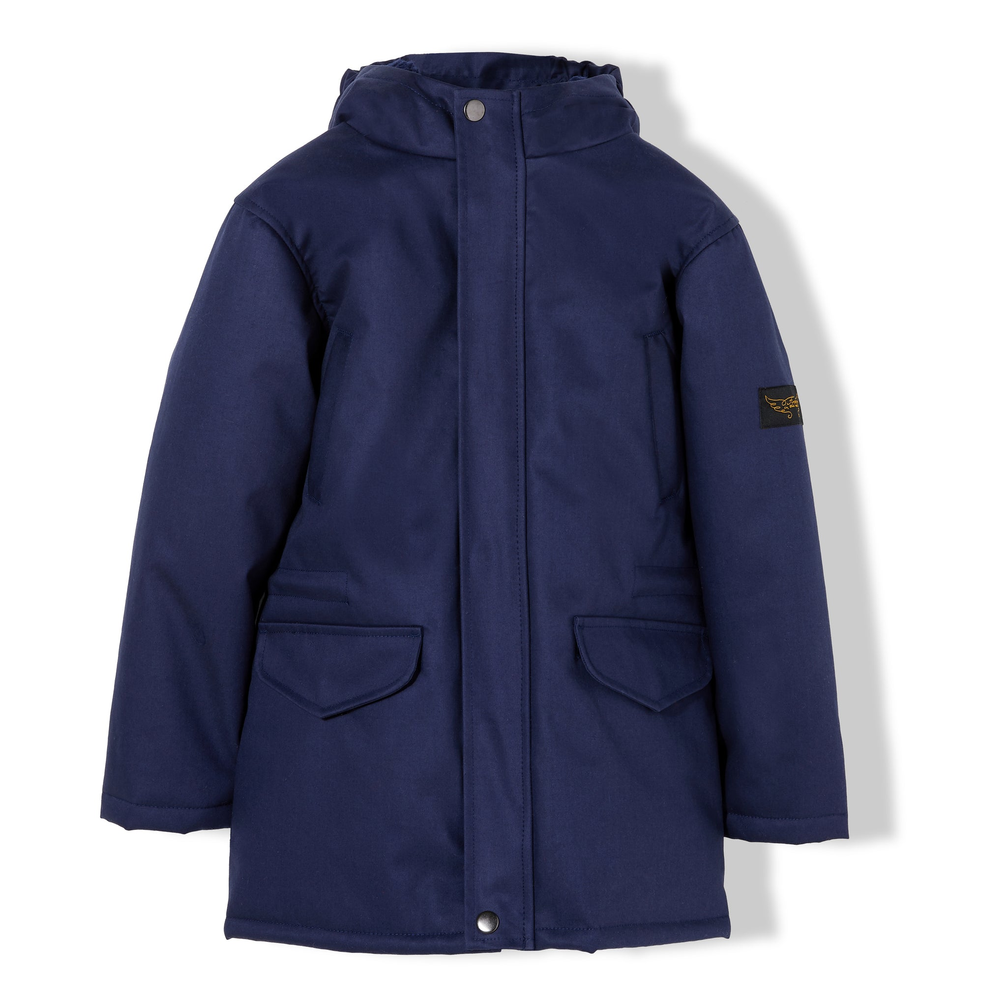 HALIFAX Navy - Military Parka 1
