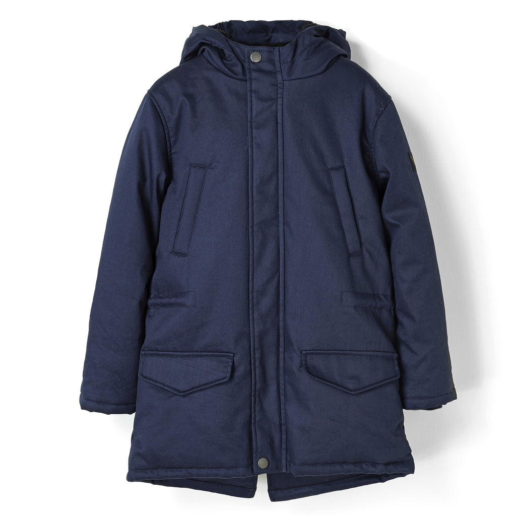 HALIFAX Night Blue - Military Style Parka