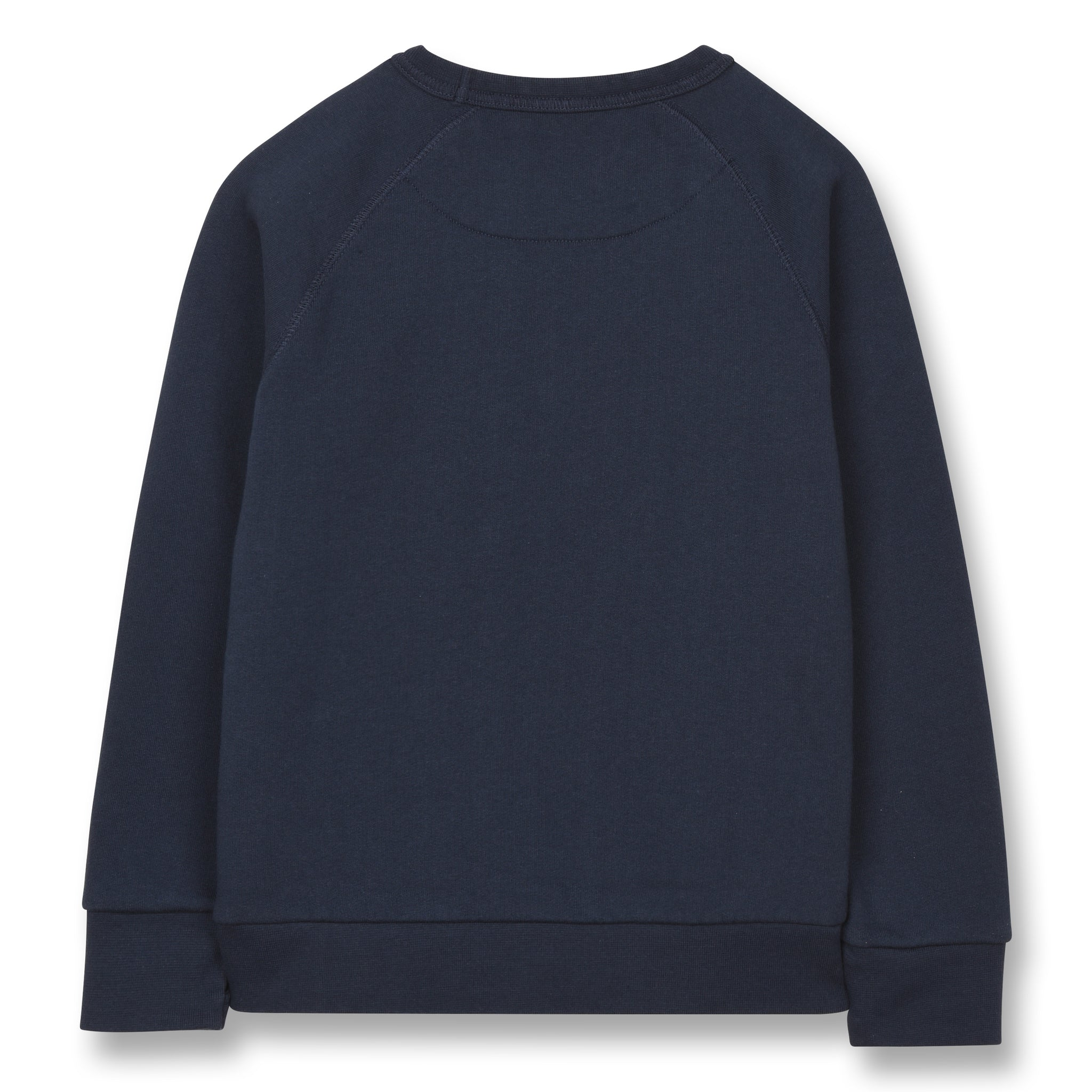 HANK Sailor Blue Ghost Rider - Raglan Sleeves Sweatshirt 2