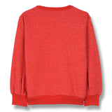 HIROKO Heather Red Clover - Crew Neck Sweatshirt 2