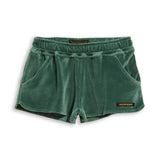 HOLIDAY Green Khaki - Mini Shorts 1