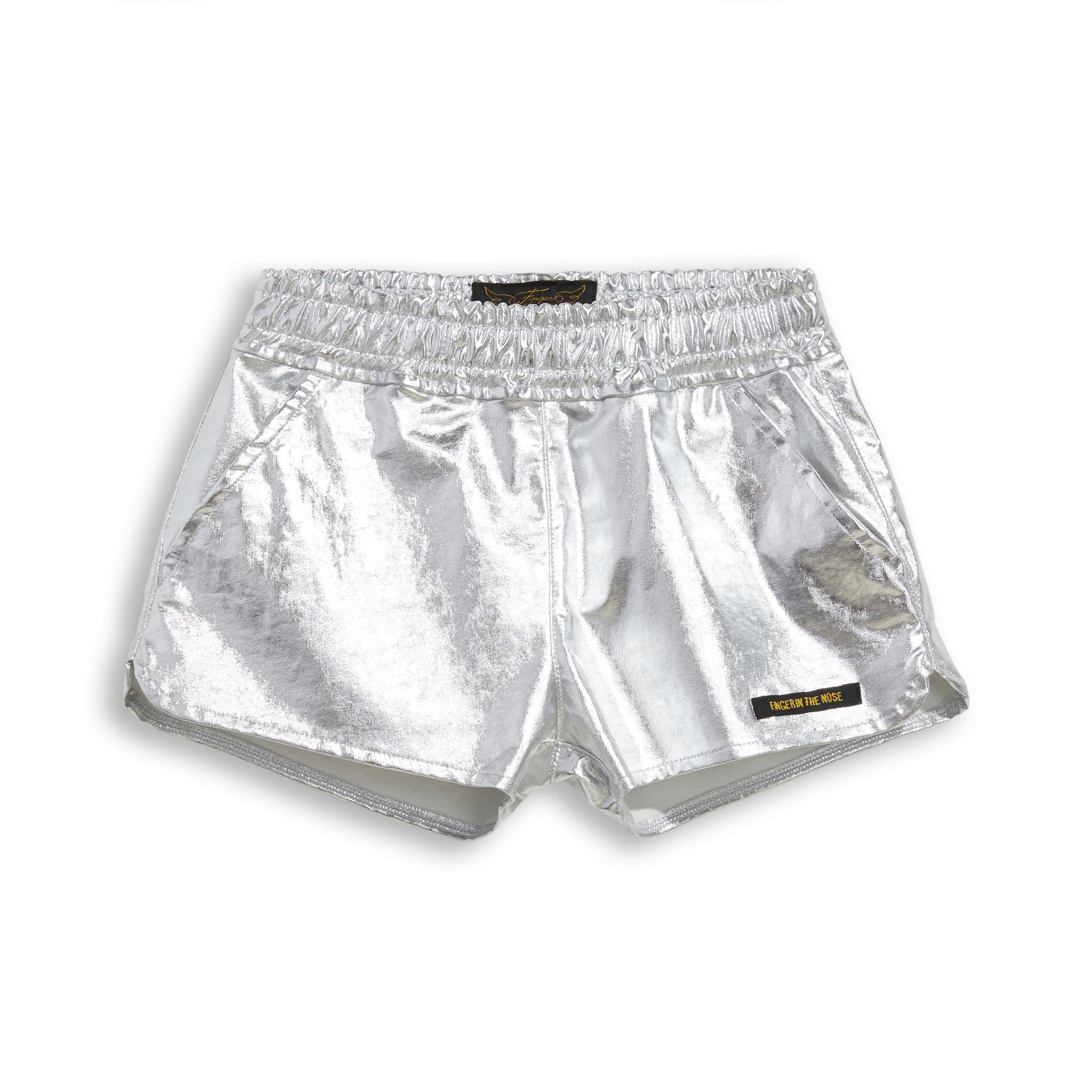 HOLIDAY Gunmetal - Mini Shorts 1