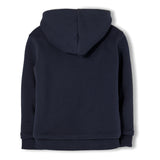 HOOPER Sailor Blue - Reversible Zip Hoody