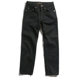 ICON Deep Black Denim - Slim Fit Jean