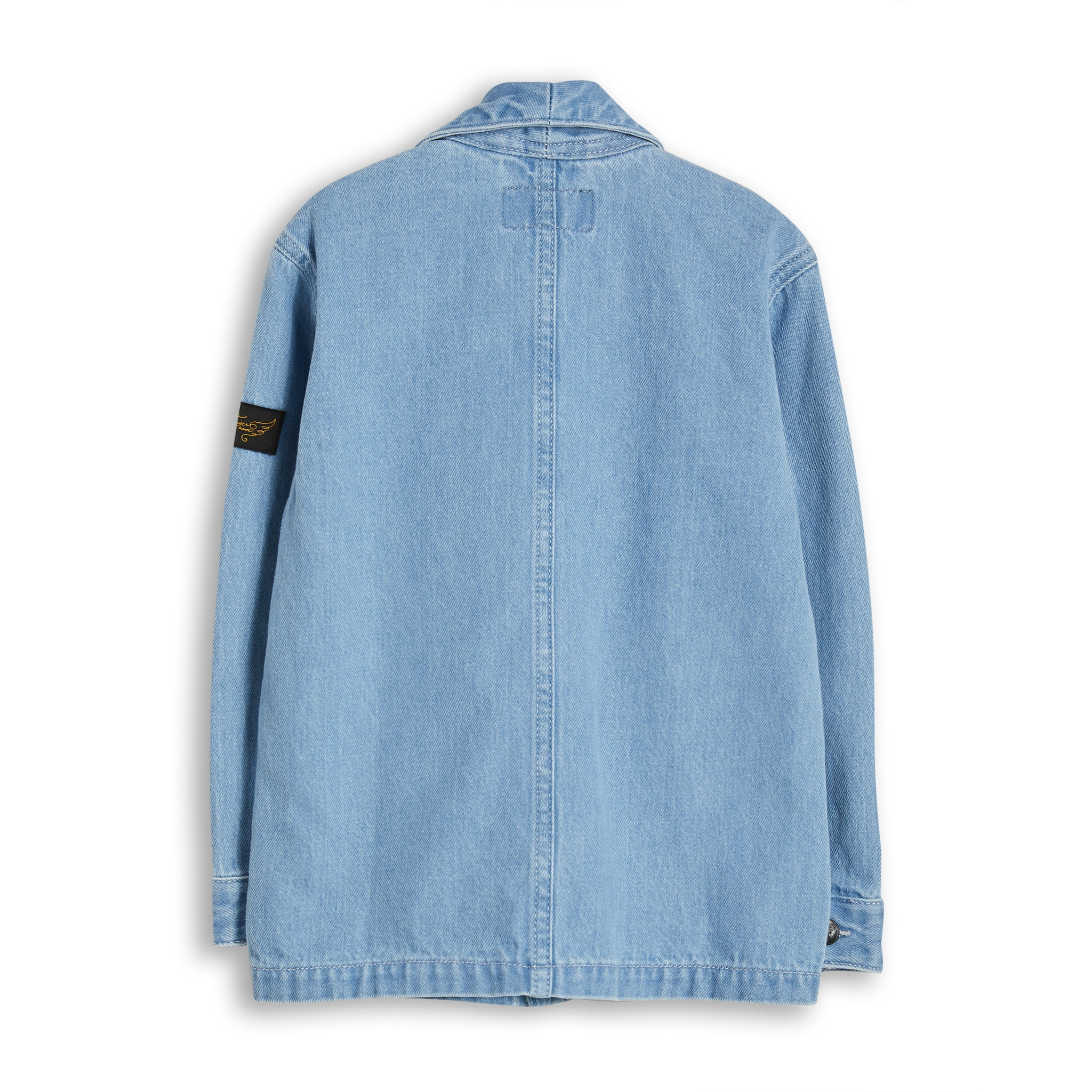 JEFF Bleached Blue - Denim Jacket 2