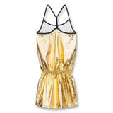 JESS Gold Metal - Tank Top Dress 2