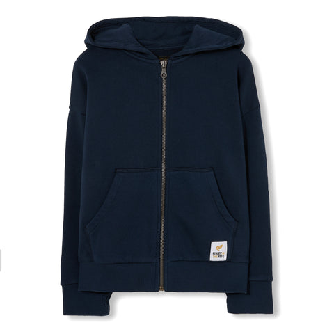 JOEY Navy - Zip Hoody 1