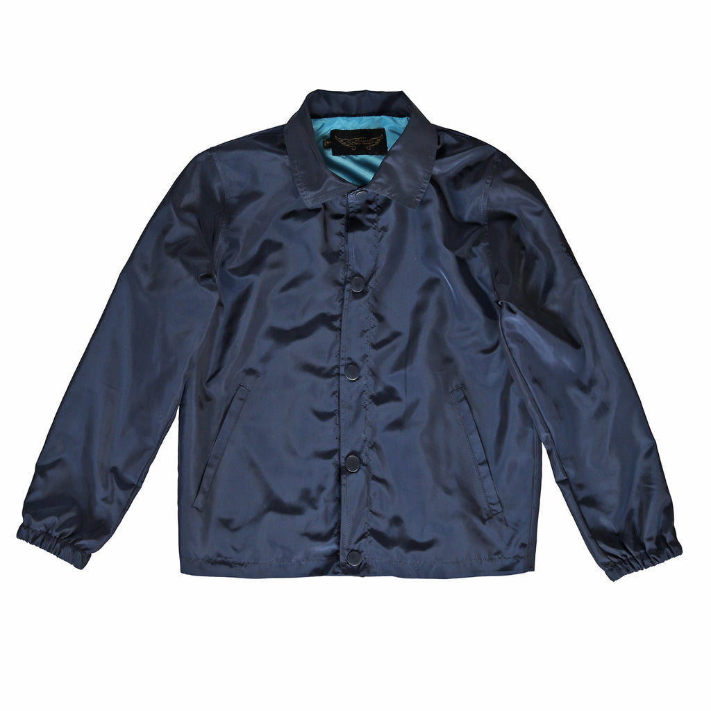 KRUIZER New Navy - Boy Coach Jacket