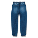 LONGBEACH Blue Denim - Woven Jogging Pants 2