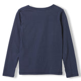 LONGJOHN Night Blue Ghost Skate -  Knitted Long Sleeve Jersey T-shirt 2