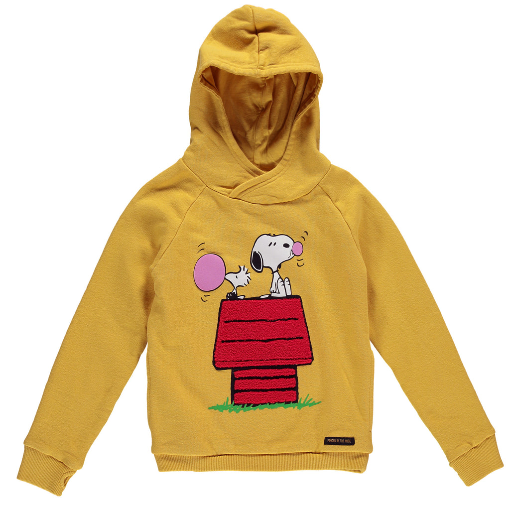 MARLA Sun Bubble Gum - Girls Hoody