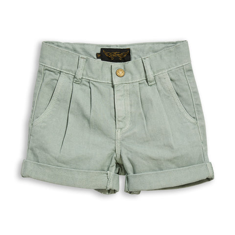 MARLIE Almond - Loose Fit Shorts 1