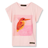 MARSH Vegas Pink Hummingbird - Sleeveless T-Shirt 1