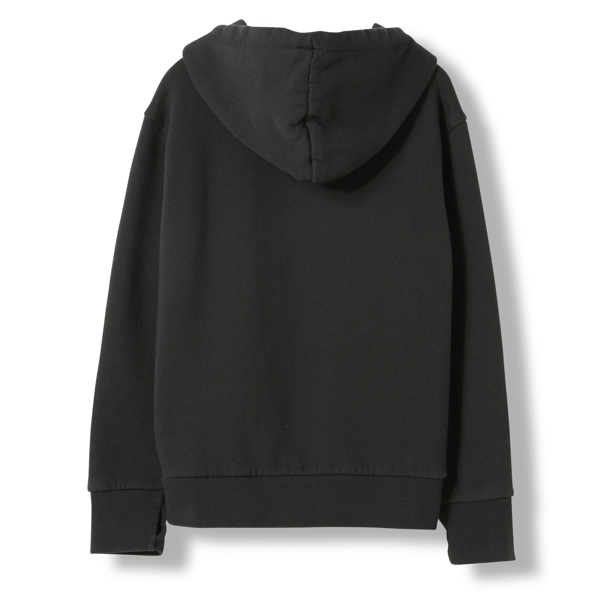 MELBOURNE Ash Black Free Skate -  Knitted Hoody 2
