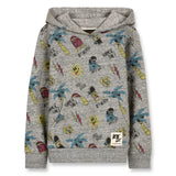 MELBOURNE Heather Grey Stevie Gee - Hoodie 1