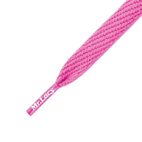 Mr Lacy Lipstick Pink - Shoelace
