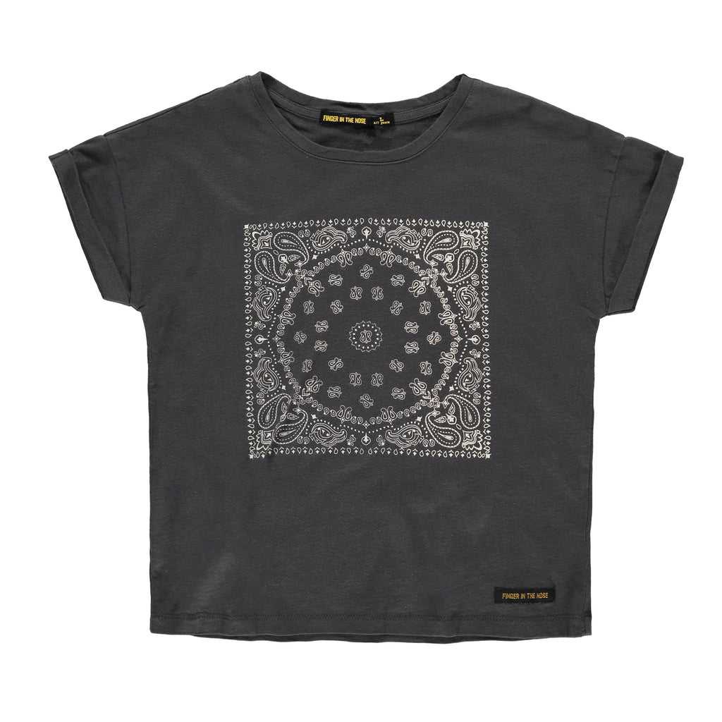 NEW BRITNEY Vulcano Mandala - Girl Short Sleeves T-Shirt