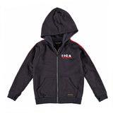 NEW DEXTER Super Navy USA - Boy Zipped Hoody