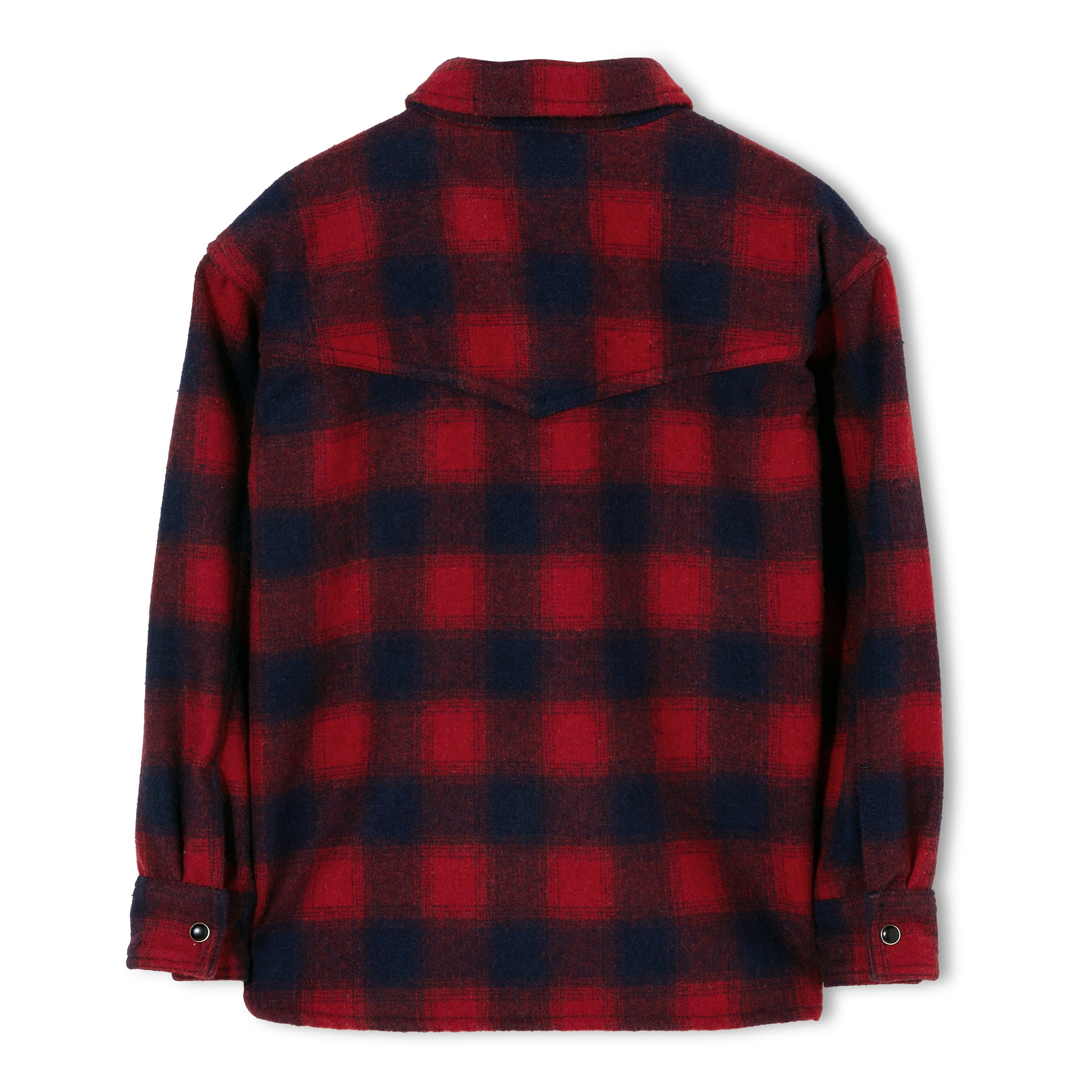 NEW DUSK Red Checks - Long Sleeve Shirt 2