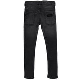 NEW NORTON Black Denim - Boys 5 Pocket Straight Fit Jeans