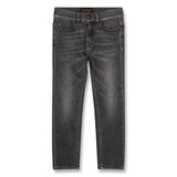 NEW NORTON Grey Denim - 5 Pocket Straight Fit Jeans 1