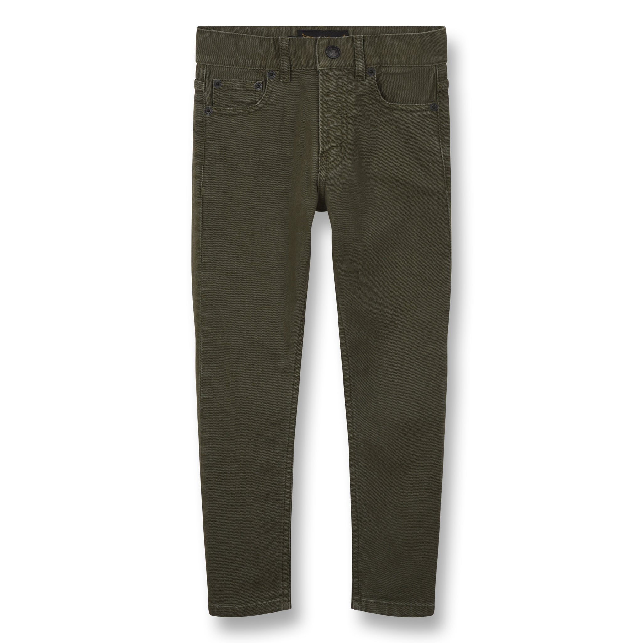 NEW NORTON Khaki - 5 Pocket Straight Fit Jeans 1