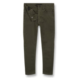 NEW NORTON Khaki - 5 Pocket Straight Fit Jeans 3