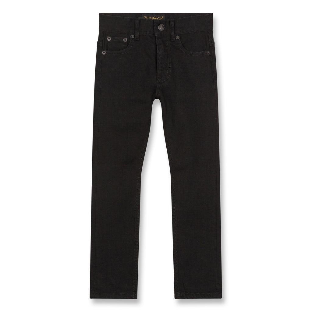 NEW NORTON Raw Black - 5 Pocket Straight Fit Jeans 1