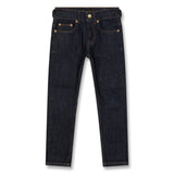 NEW NORTON Raw Denim Blue - 5 Pocket Straight Fit Jeans 1