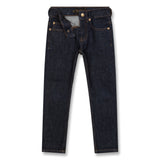 NEW NORTON Raw Denim Blue - Boys 5 Pocket Straight Fit Jeans