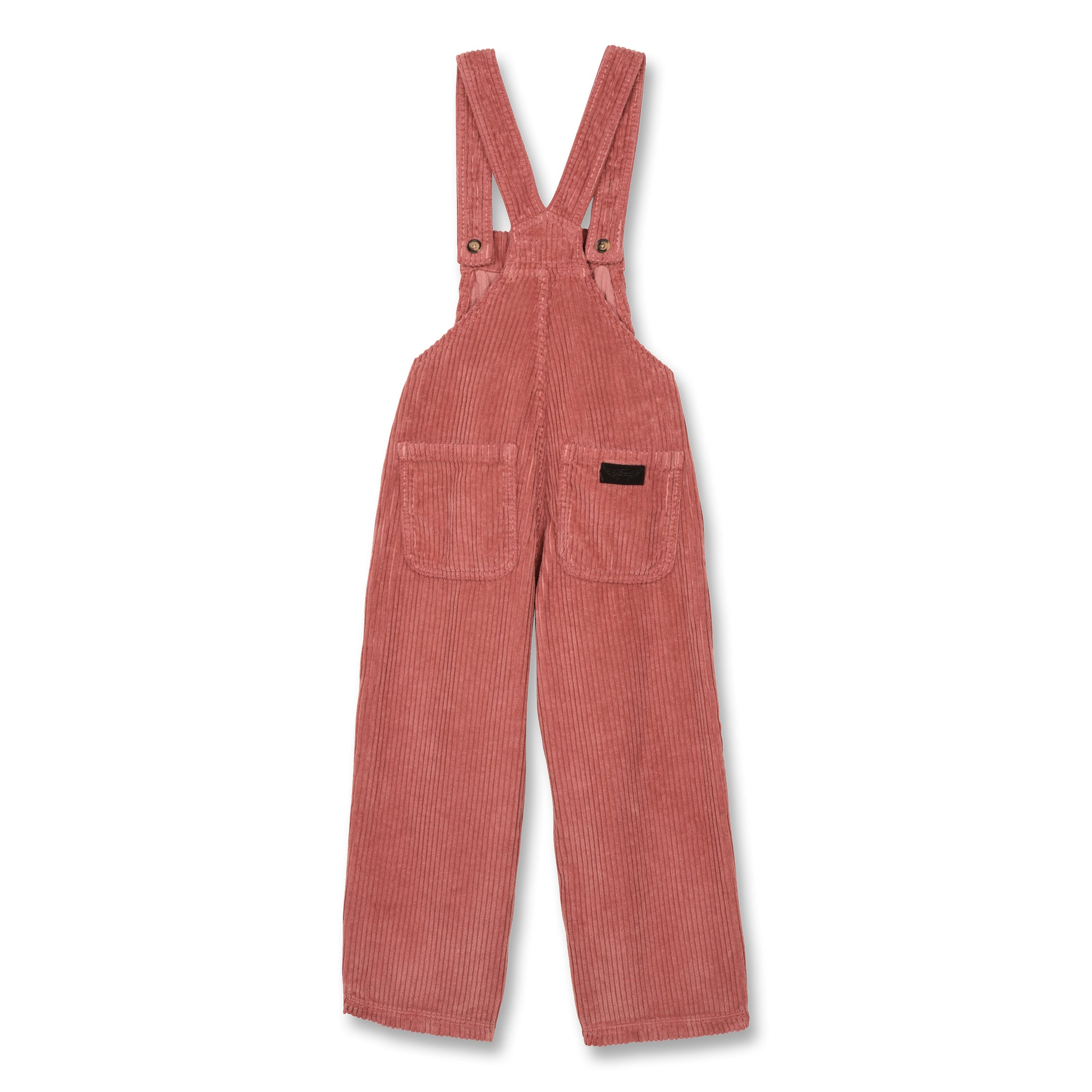 NEW WORKER Old Pink Jumbo Cord - Loose Fit Overall 2