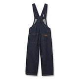 NEW WORKER Raw Denim Blue - Loose Fit Overall 2