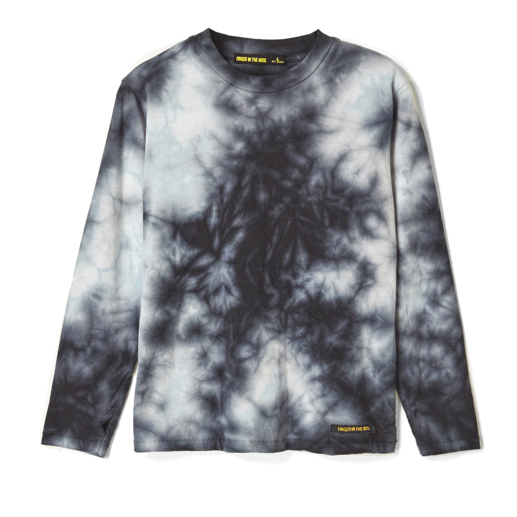 NICO Coal Tie & Dye - Long Sleeves T-shirt